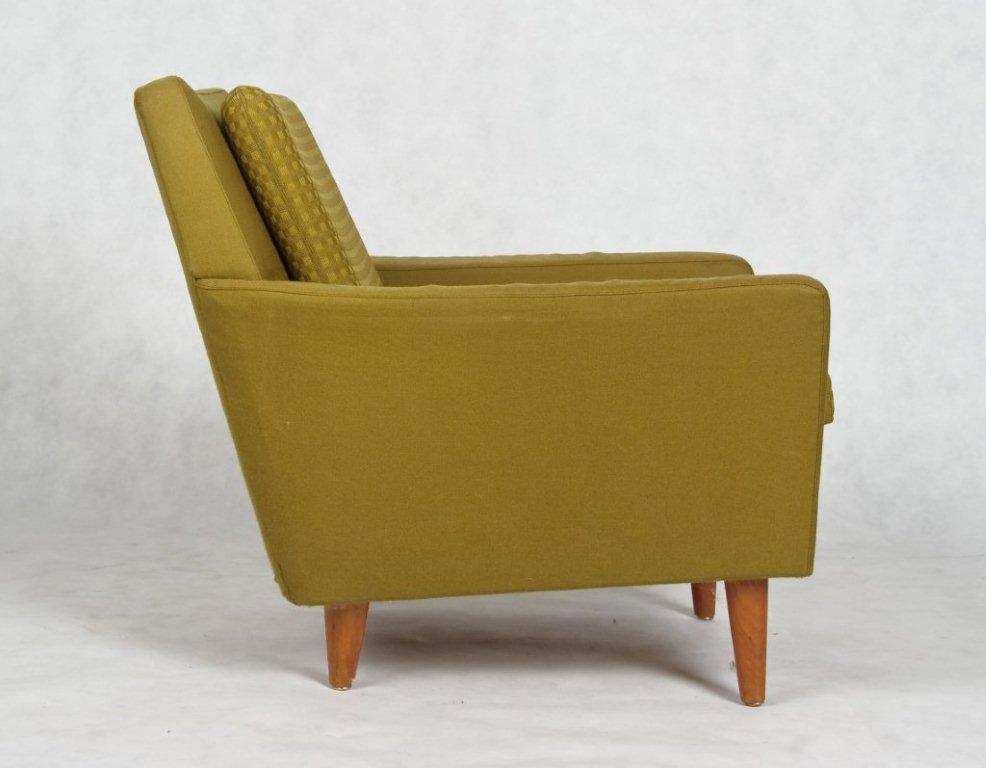 2 matching lounge chairs made by dux for Matching lounge furniture