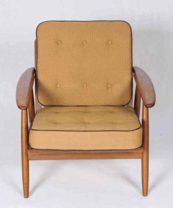 Danish Vintage Easy Chair Bo Butik Danish Vintage Design