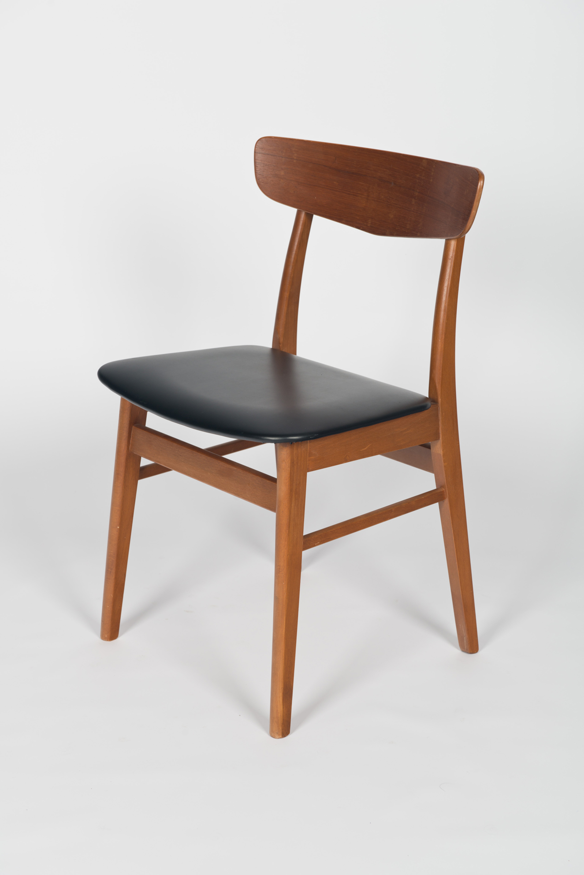 Danish Vintage dining chair made by Findahls - Bo Butik