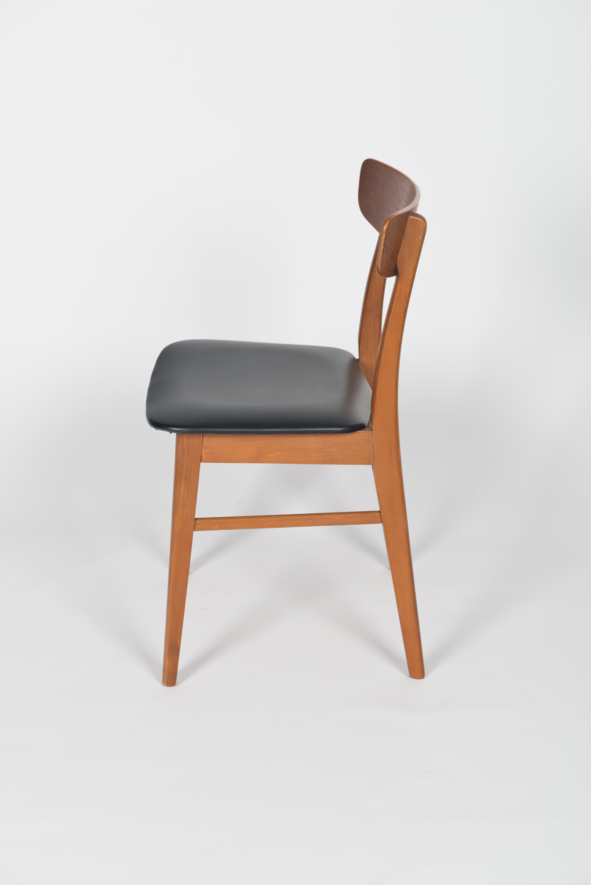 Danish Vintage Dining Chair Made By Findahls Bo Butik