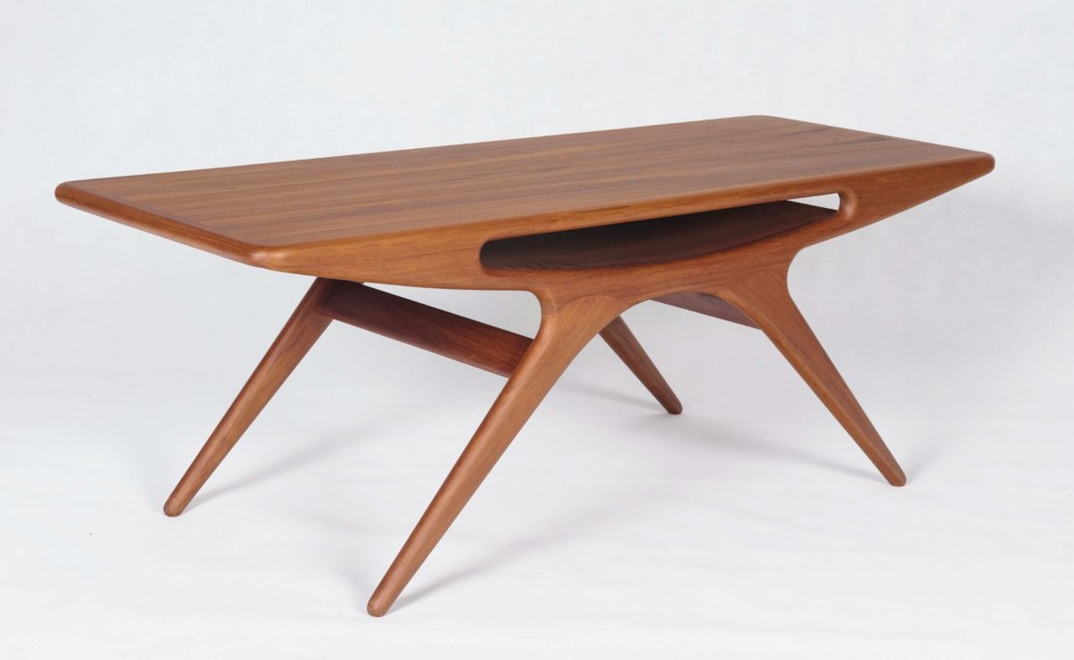 Smiley Table by Johannes Andersen teak smiley coffee table  : t149 3 big from www.bobutik.com.au size 1204 x 740 jpeg 64kB